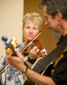 Violin and guitar duo for Special events
